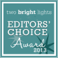 Two Bright Lights 2013 Award
