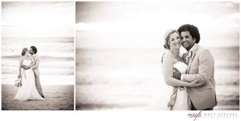 Salon Tease LaPlaya Beach Wedding