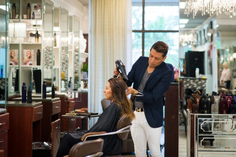 ORIBE Class at Salon Tease