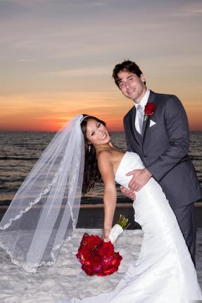 Salon Tease Marco Beach Ocean Resort Wedding