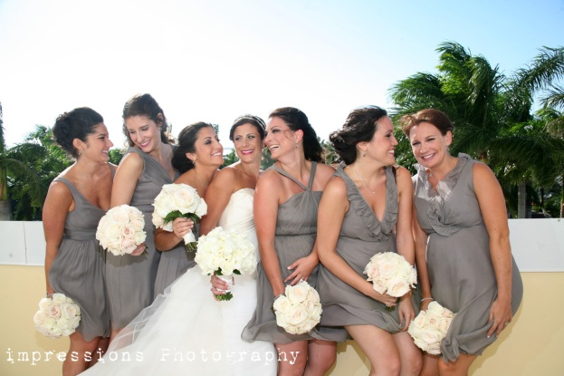 Salon Tease Hyatt Regency Coconut Point Weddings