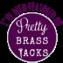 Salon Tease Pretty Brass Tacks