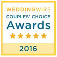 Salon Tease 2016 Wedding Wire Couples' Choice Awards