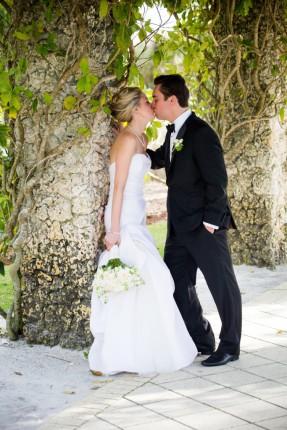 Salon Tease Published in Weddings Illustrated - Lindsay at The Botanical Gardens