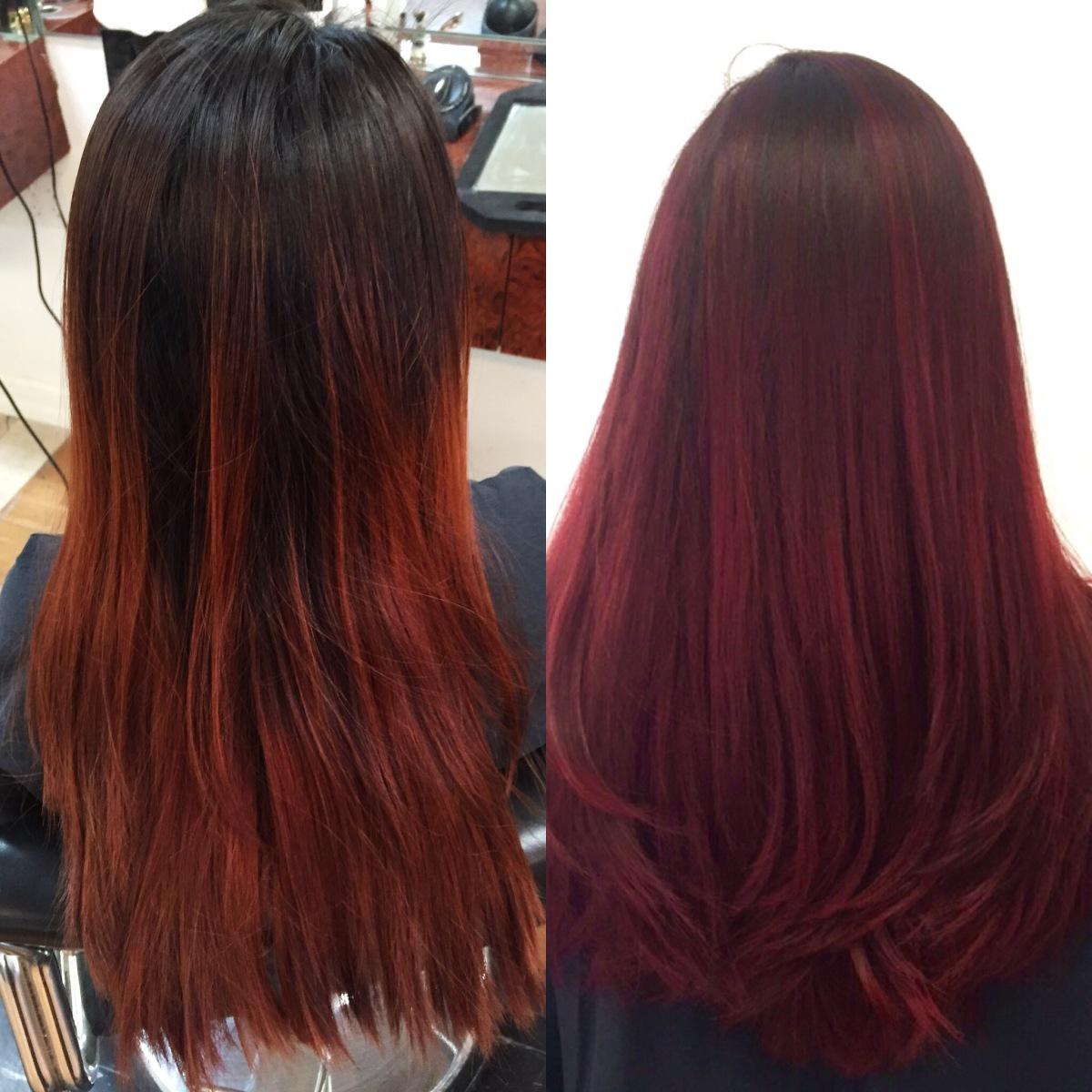 Did Someone Say Color Melt Salon Tease Hair Makeup Escapades