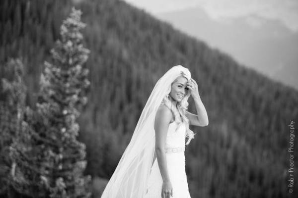 Salon Tease Aspen Colorado Wedding